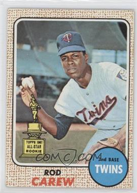 1968 Topps #80 - Rod Carew