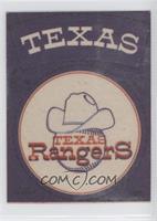 Texas Rangers Round Logo