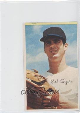 1969 Baseball Stars Official Photostamps #BISI - Bill Singer