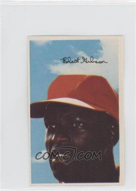 1969 Baseball Stars Official Photostamps #BOGI - Bob Gibson
