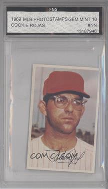 1969 Baseball Stars Official Photostamps #CORO - Cookie Rojas [ENCASED]