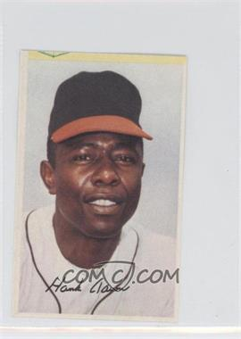 1969 Baseball Stars Official Photostamps #HEAA - Hank Aaron