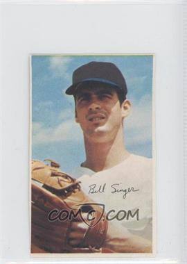 1969 Baseball Stars Official Photostamps #N/A - Bill Singer