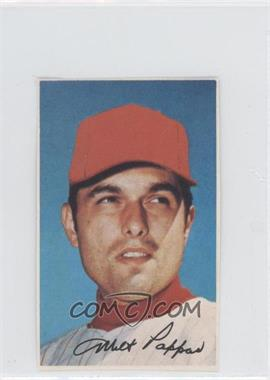 1969 Baseball Stars Official Photostamps #N/A - Milt Pappas