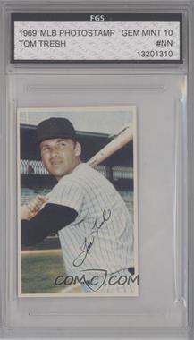 1969 Baseball Stars Official Photostamps #TOTR - Tom Tresh [ENCASED]