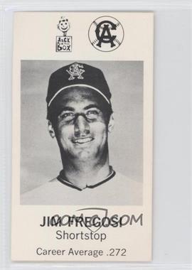 1969 Jack in the Box California Angels - [Base] #JIFR - Jim Fregosi