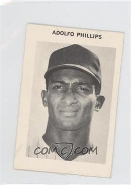 1969 Milton Bradley #ADPH - Adolfo Phillips