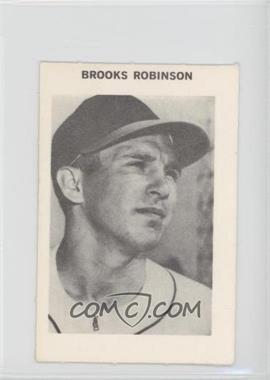 1969 Milton Bradley #BRRO - Brooks Robinson