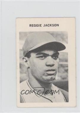 1969 Milton Bradley #REJA - Reggie Jackson