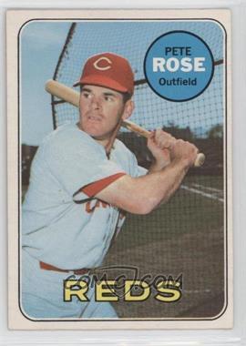1969 O-Pee-Chee - [Base] #120 - Pete Rose
