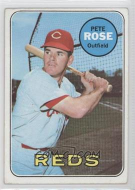 1969 Topps - [Base] #120 - Pete Rose [Good to VG‑EX]