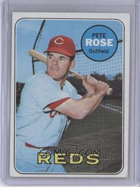 1969 Topps - [Base] #120 - Pete Rose