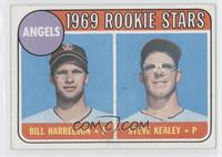 Bill Harrelson, Steve Kealey