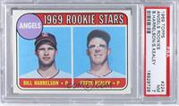 Bill Harrelson, Steve Kealey [PSA 7]