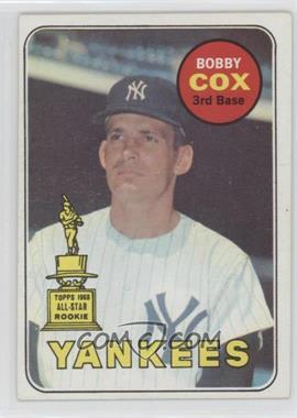 1969 Topps - [Base] #237 - Bobby Cox