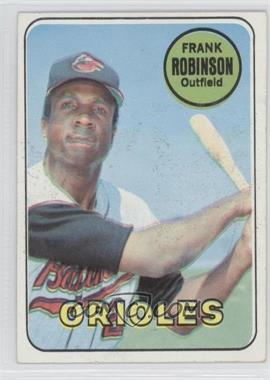 1969 Topps - [Base] #250 - Frank Robinson