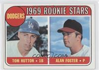 Tom Hutton, Alan Foster