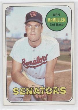 1969 Topps - [Base] #319 - Ken McMullen