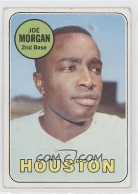 1969 Topps - [Base] #35 - Joe Morgan