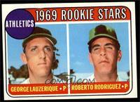 George Lauzerique, Roberto Rodriguez [NM]