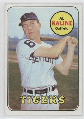 1969 Topps - [Base] #410 - Al Kaline