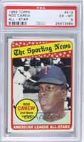 Rod Carew [PSA 6]
