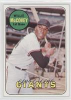 Willie McCovey (Yellow Last Name)