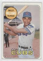 Billy Williams [Good to VG‑EX]