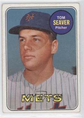 1969 Topps - [Base] #480 - Tom Seaver [GoodtoVG‑EX]