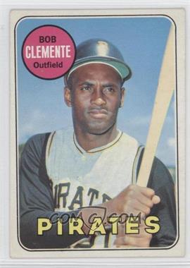1969 Topps - [Base] #50 - Roberto Clemente