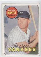 Mickey Mantle (Last Name in Yellow)