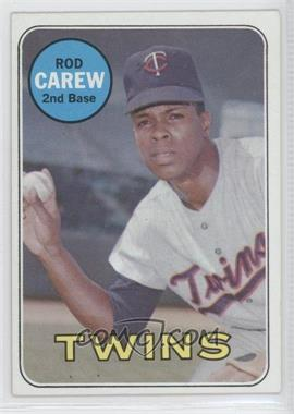 1969 Topps - [Base] #510 - Rod Carew