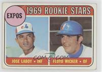 Floyd Wicker, Jose Laboy [PoortoFair]