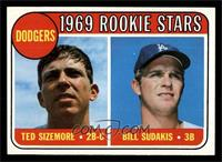Ted Sizemore, Bill Sudakis [NM]