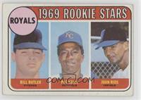 Bill Butler, Pat Kelly, Juan Rios [GoodtoVG‑EX]
