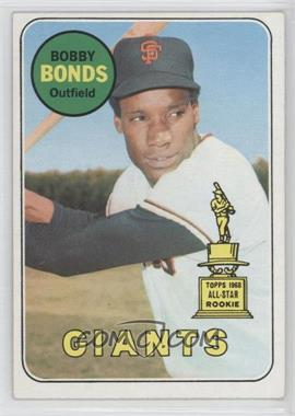 1969 Topps - [Base] #630 - Bobby Bonds
