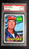 Ted Williams [PSA 8]