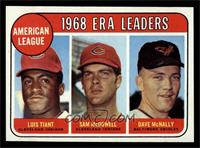 Luis Tiant, Sam McDowell, Dave McNally [NMMT]