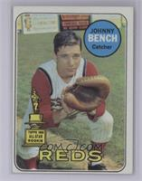 Johnny Bench [Very Good‑Excellent]