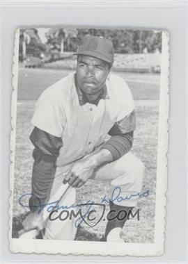 1969 Topps - Deckle Edge #15 - Tommy Davis