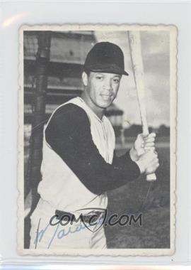 1969 Topps - Deckle Edge #24 - Maury Wills [Good to VG‑EX]