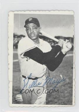 1969 Topps - Deckle Edge #33 - Willie Mays [Good to VG‑EX]