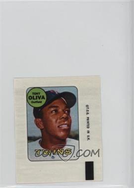 1969 Topps Decals #TOOL - Tony Oliva