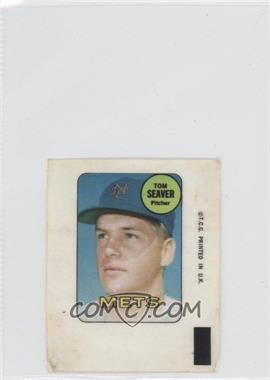 1969 Topps Decals #TOSE - Tom Seaver