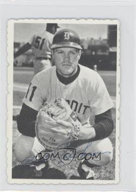 1969 Topps Deckle Edge #10 - Bill Freehan