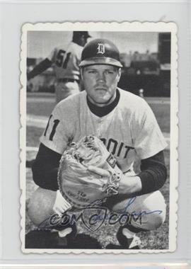 1969 Topps Deckle Edge #10 - Bill Freehan
