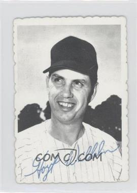 1969 Topps Deckle Edge #11 - Hoyt Wilhelm [Good to VG‑EX]