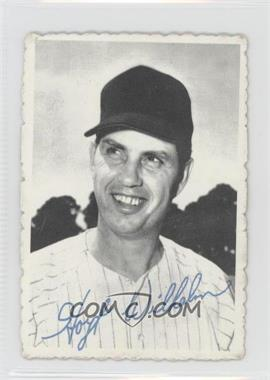 1969 Topps Deckle Edge #11.1 - Hoyt Wilhelm [Good to VG‑EX]
