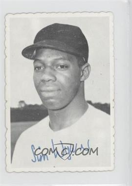 1969 Topps Deckle Edge #11.2 - Jimmy Wynn