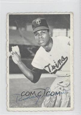 1969 Topps Deckle Edge #12 - Rod Carew [Good to VG‑EX]